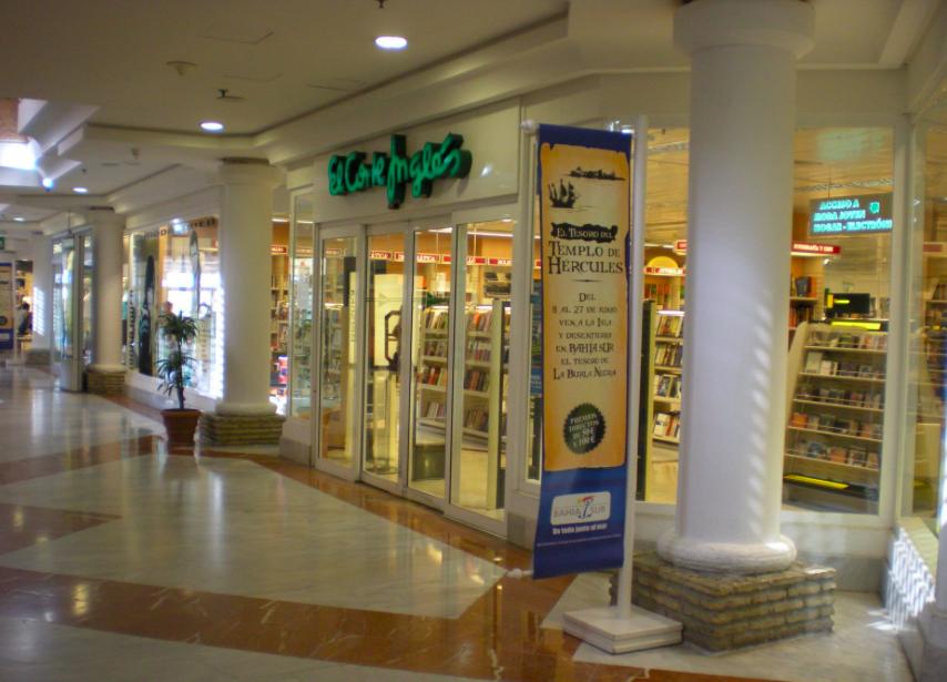 259febe7b32d El Corte Inglés cierra su tienda en Bahía Sur - lavozdelsur.es