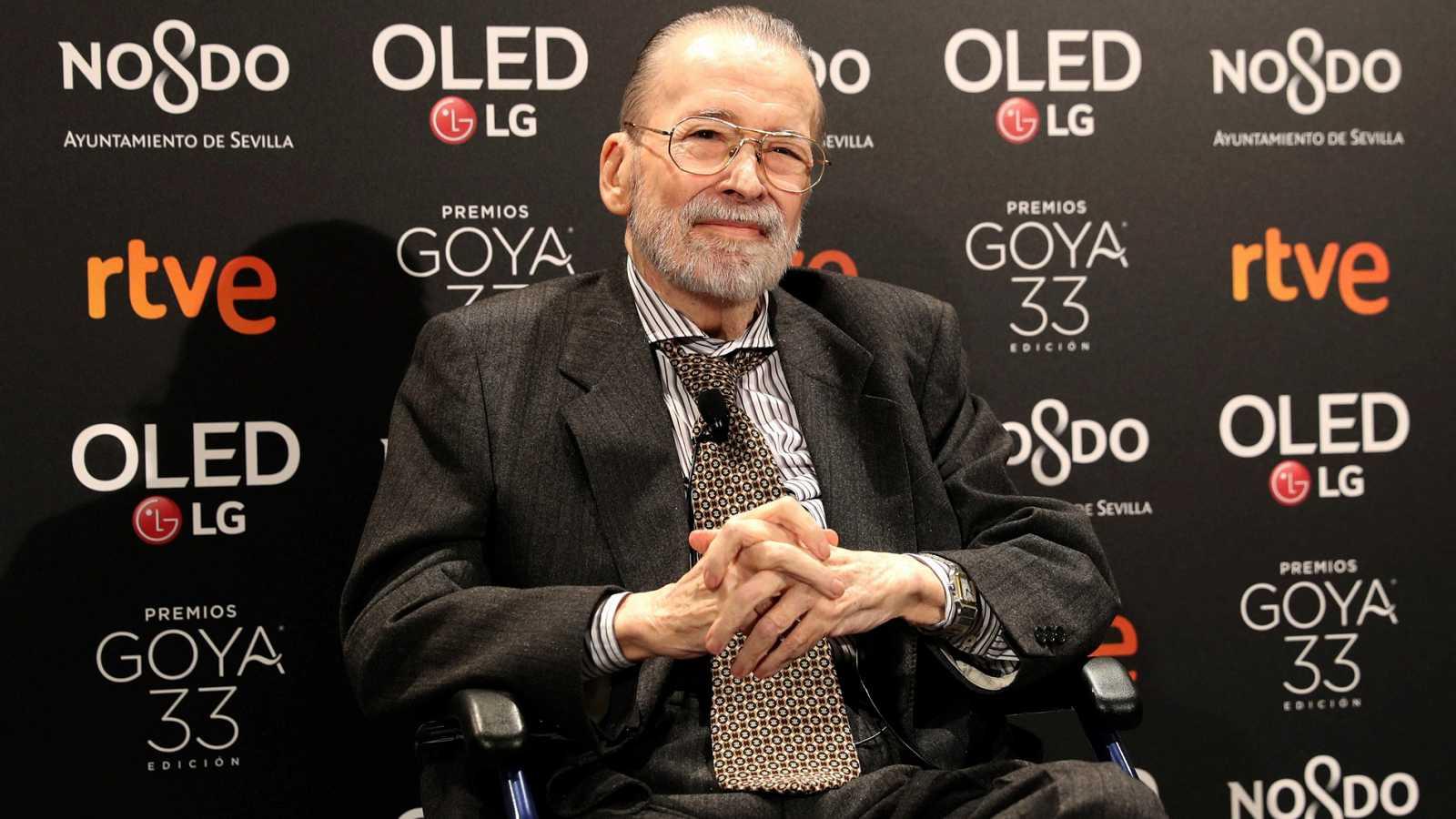 Chicho' Ibáñez Serrador será enterrado hoy en Granada