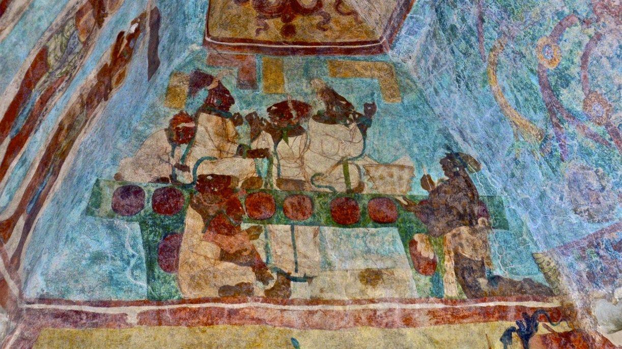 Bonampak La Capilla Sixtina Maya Lavozdelsur Es