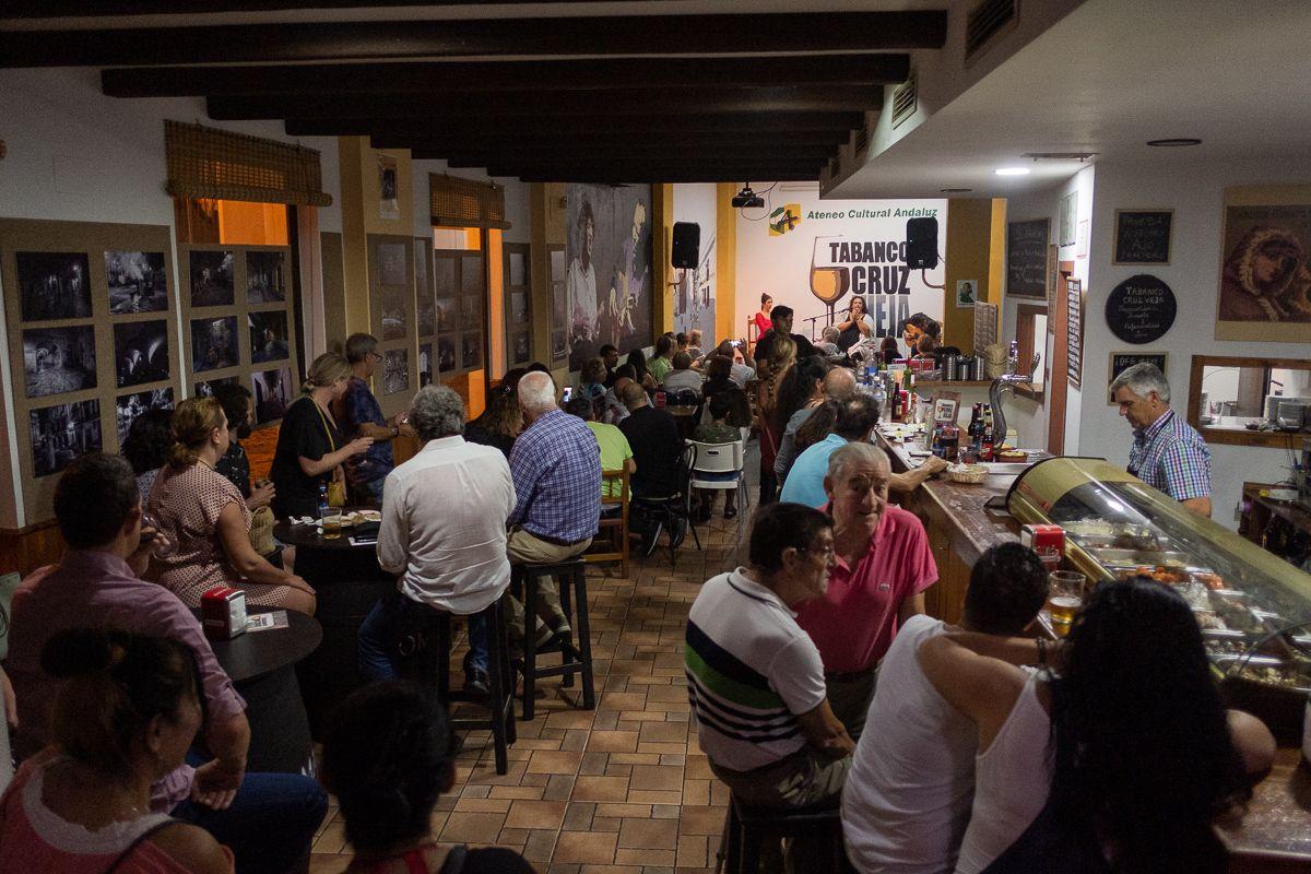Tabanco Cruz Vieja: vinos, gastronomía y 260 actos culturales al ...