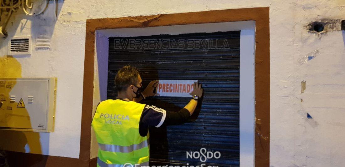 Patrullas 'anticovid' en Sevilla: 45 multas por no llevar ...