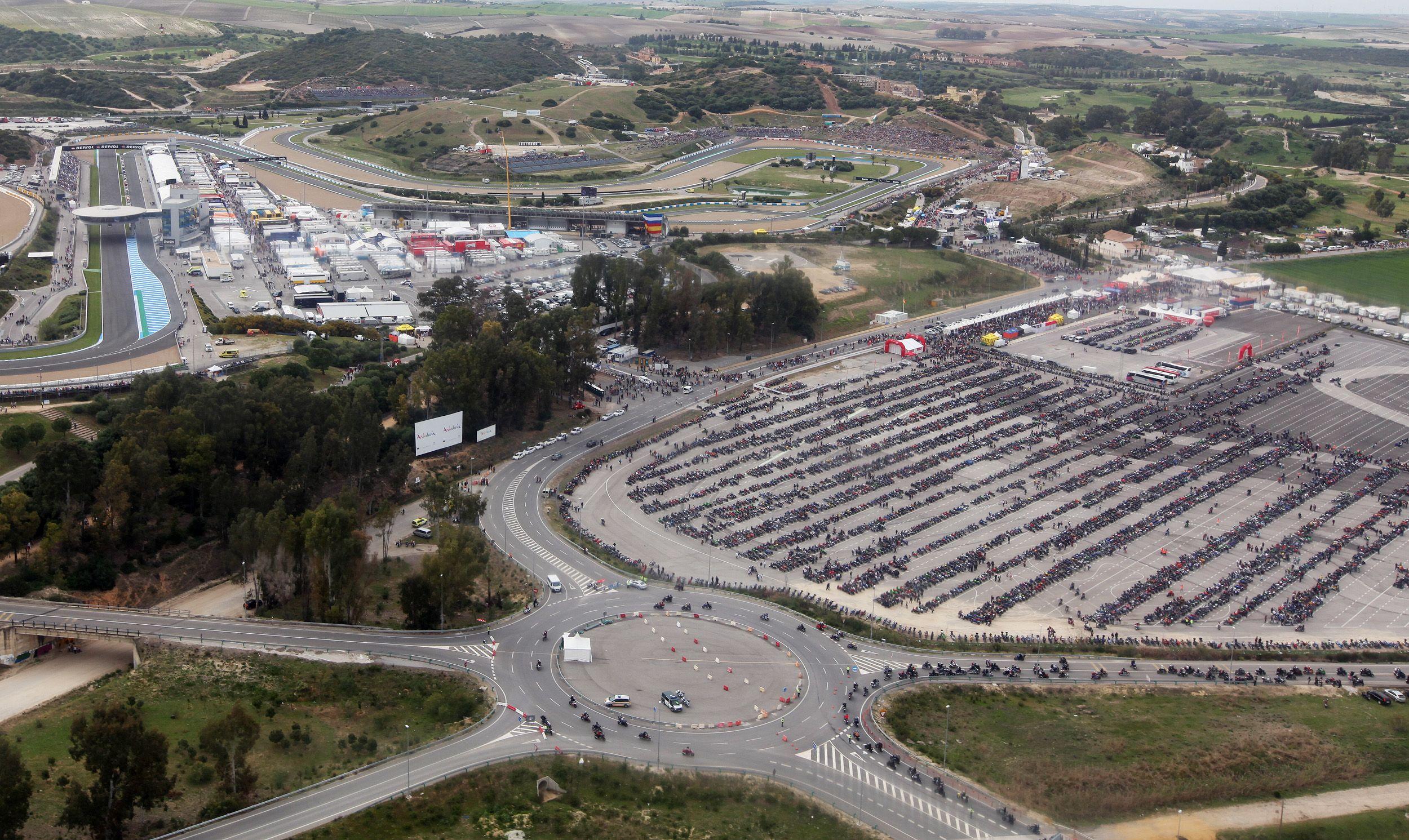 Circuito De Jerez : El circuito de jerez blinda su seguridad ante el mundial de motogp