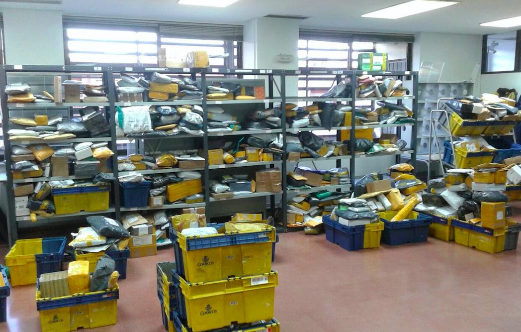 las p simas condiciones de trabajo en correos en jerez
