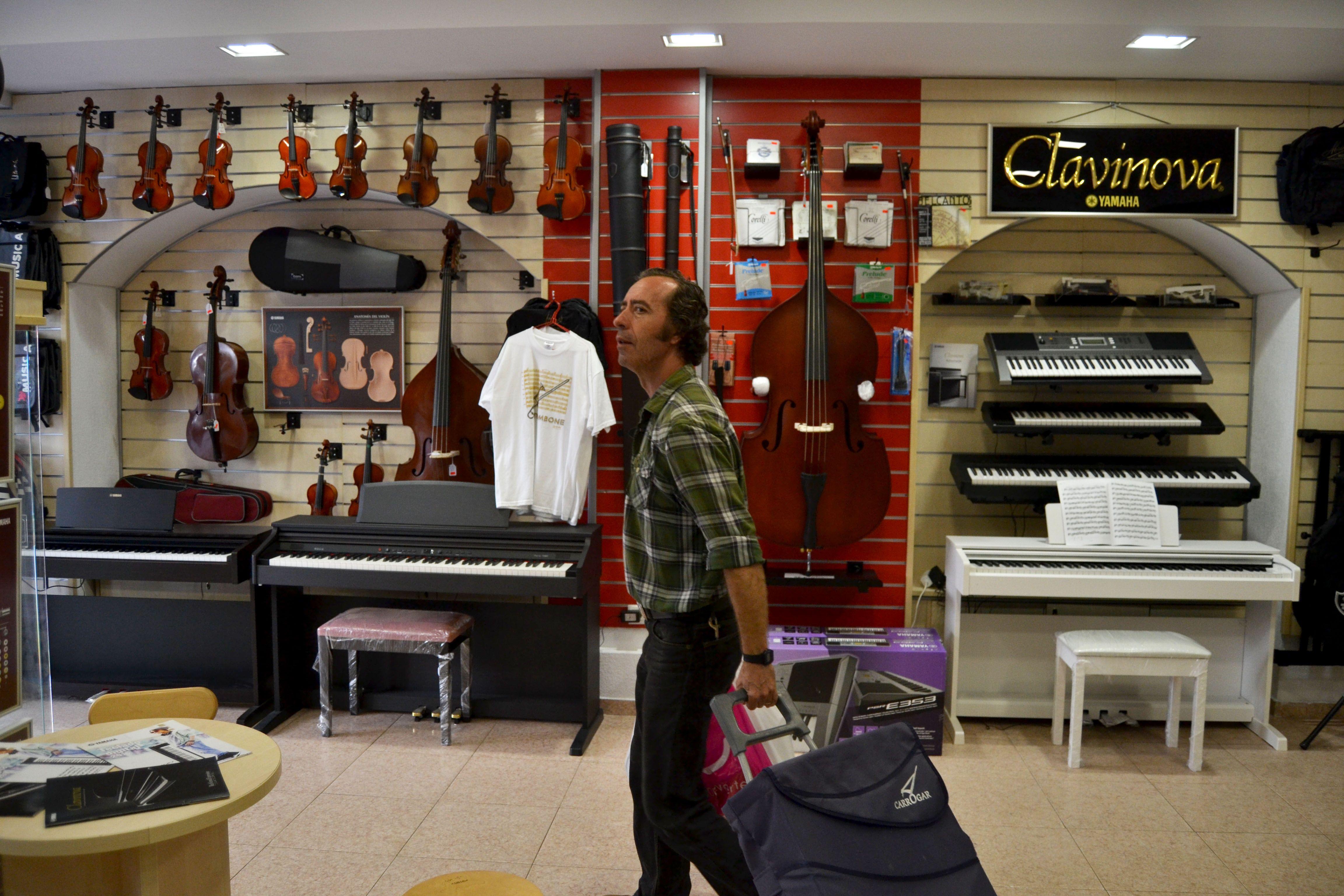Prieto Musica La Ilusion De Crear Trabajo Gracias A Tu Gran