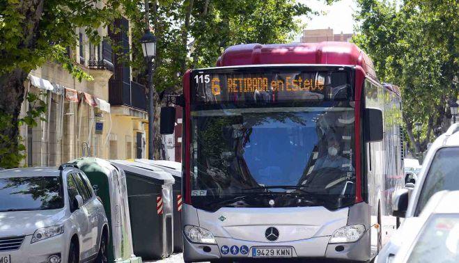 El Horario De Invierno De Los Autobuses En Jerez Entrará En Vigor El 21 De Septiembre