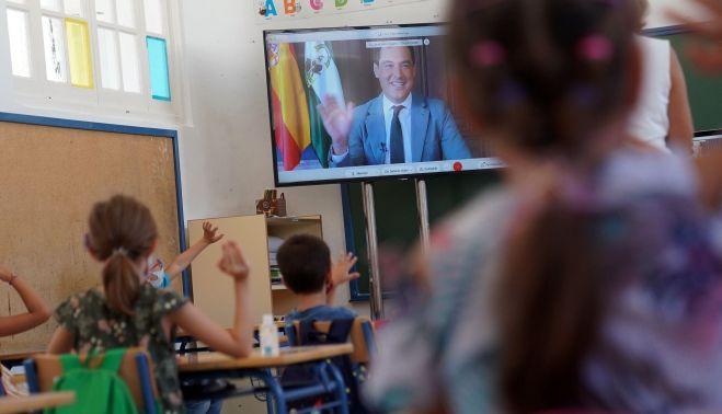 La Junta suprime casi 1.000 unidades en centros públicos de enseñanza en apenas dos cursos