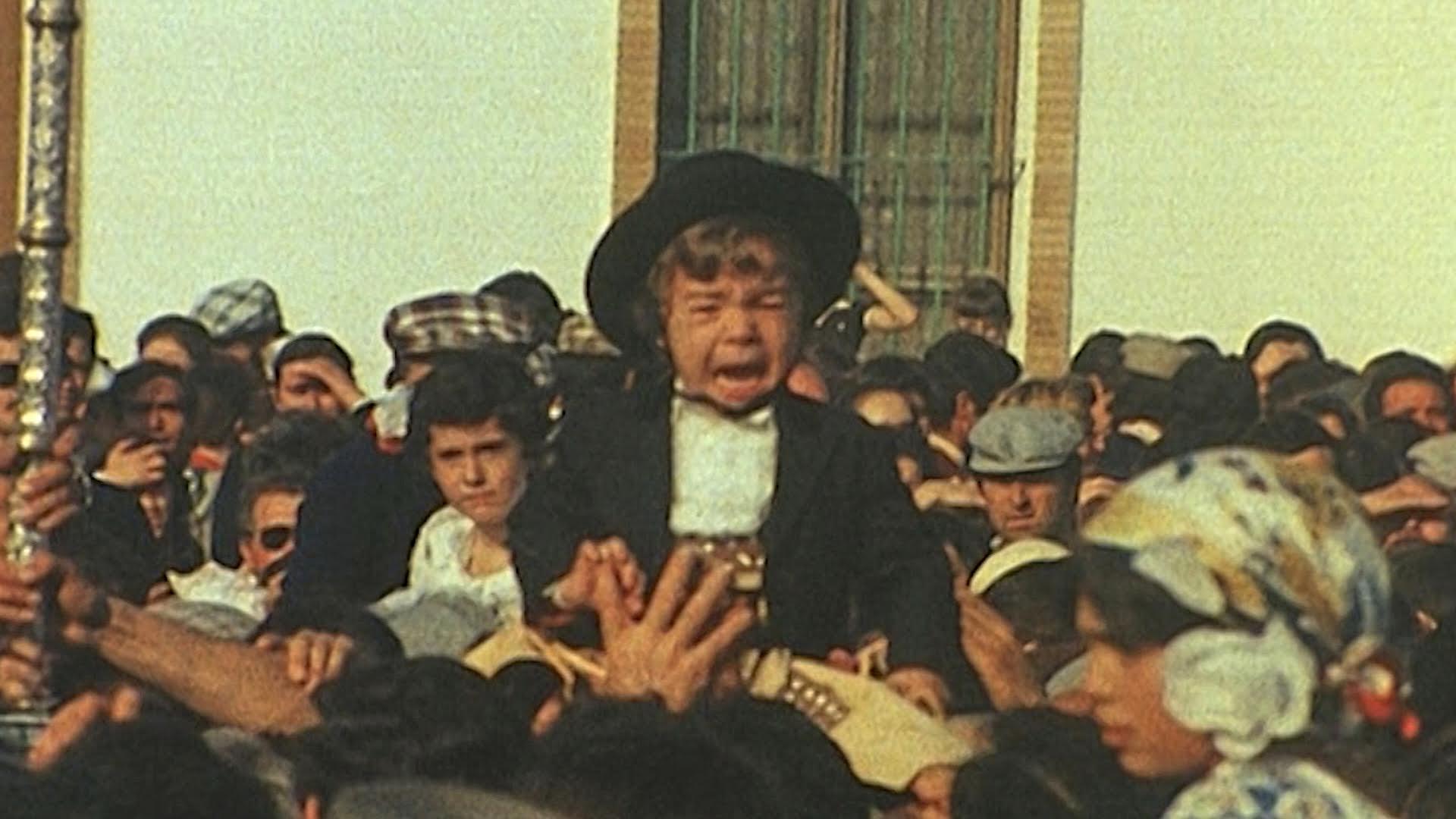 Fotograma de la película Rocío