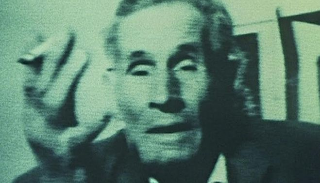 Pedro Gómez Clavijo en un fotograma de 'Rocío'.