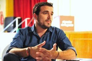 Alberto Garzón - IU