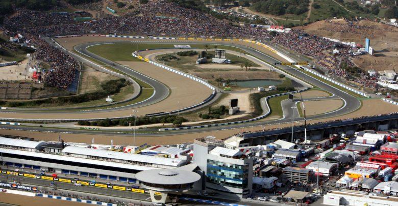 Circuito Jerez : El circuito de jerez ya se apellida Ángel nieto y logra cuadrar