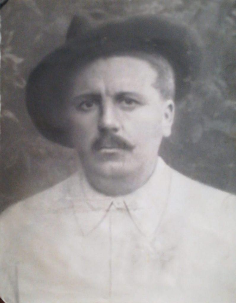 Joaquín Farratell, uno de lo cuerpos en Pico Reja